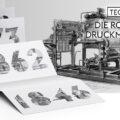 Geschichte des Drucks, Rotationsdruckmaschine