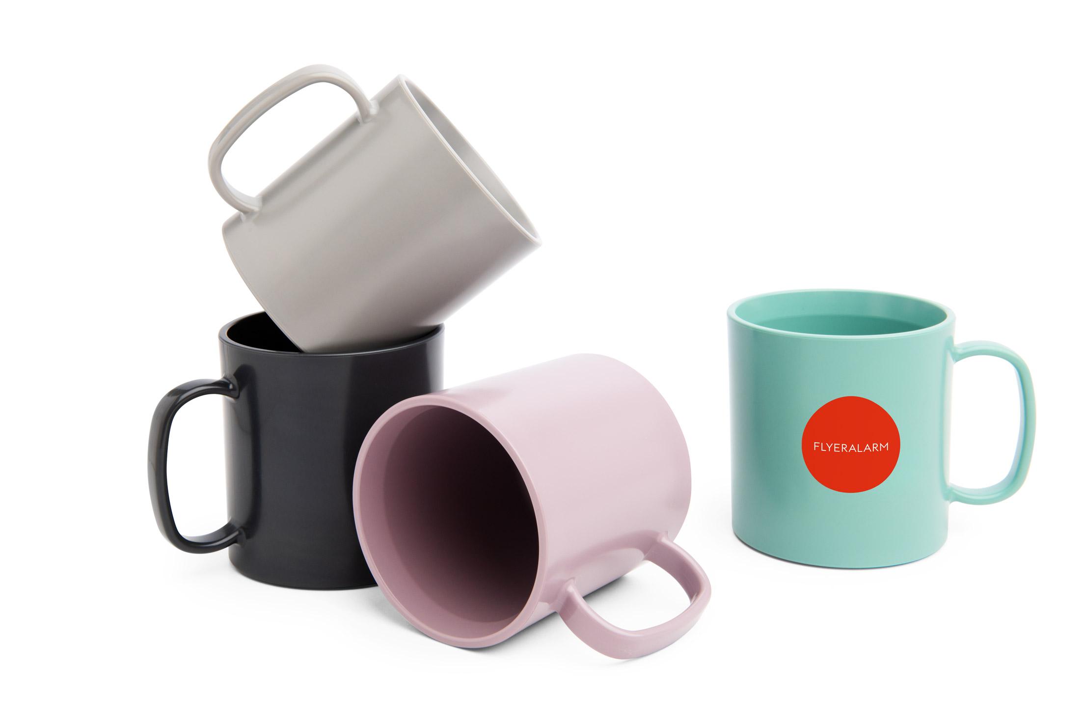 Tassen aus Bio-Kunststoff