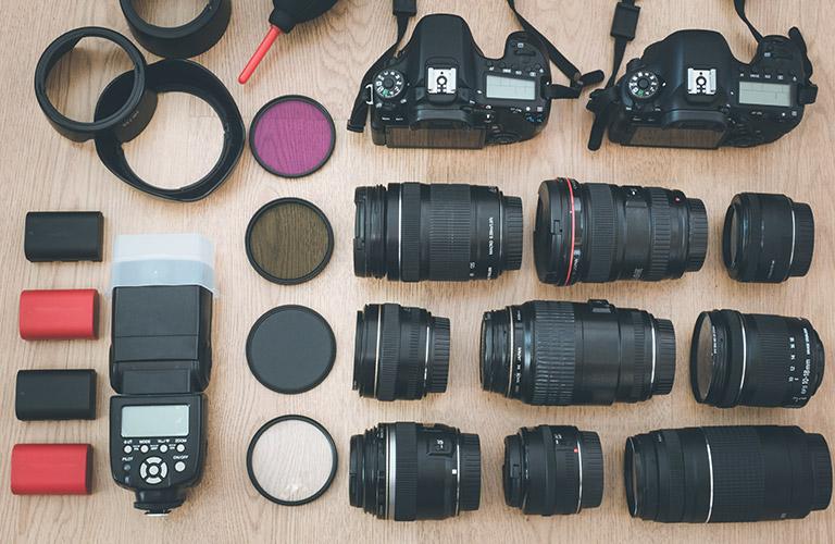 Fotoausrüstung Einsteiger