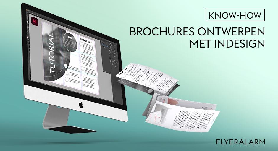 Brochures ontwerpen met InDesign