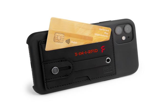 RFID Kartenhalter für Smartphones