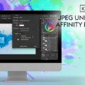 Affinity Designer TIFF und JPEG
