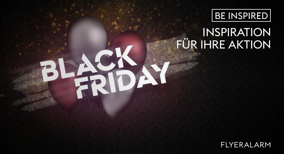 So profitieren Sie vom Black Friday FLYERALARM Blog