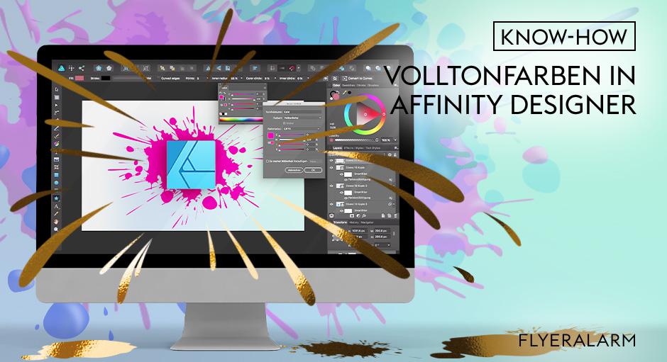 Tutorial: 5. Farbkanal anlegen in Affinity Designer