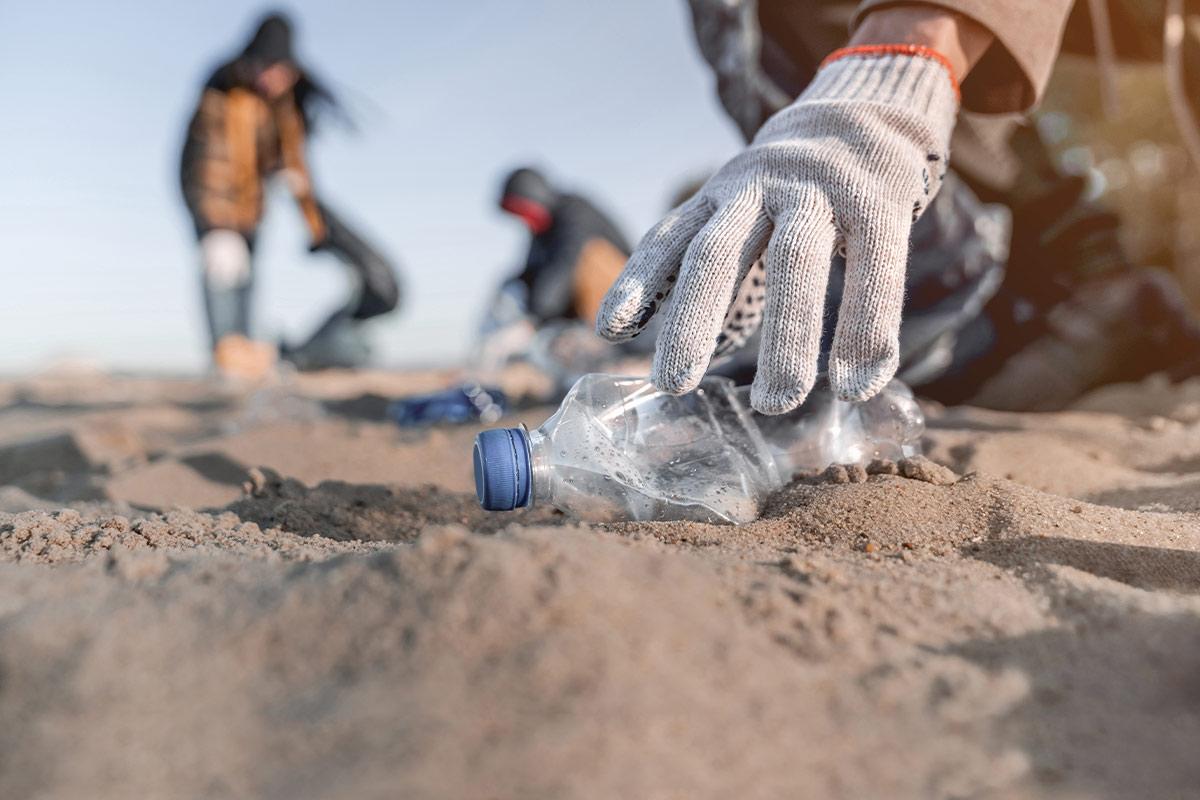 SEAQUAL® YARN: Upcycled Marine Plastic
