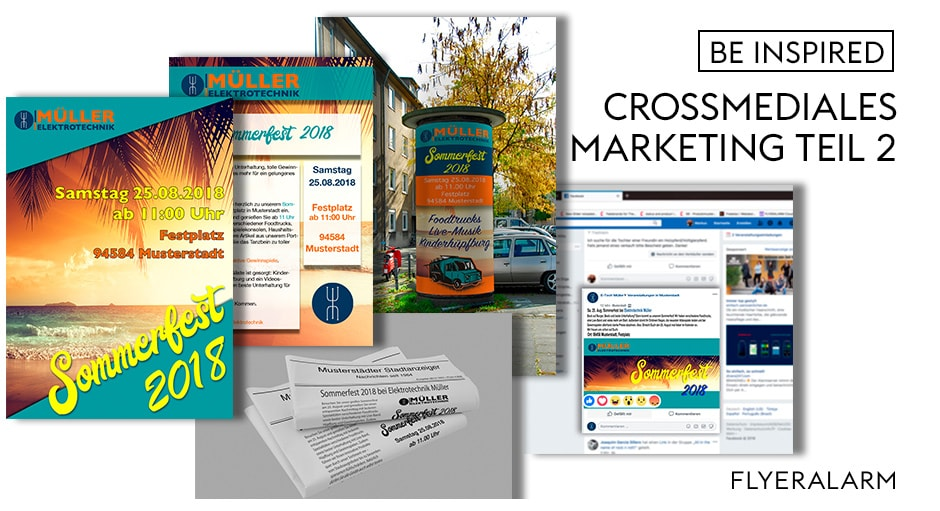 Crossmediales Marketing