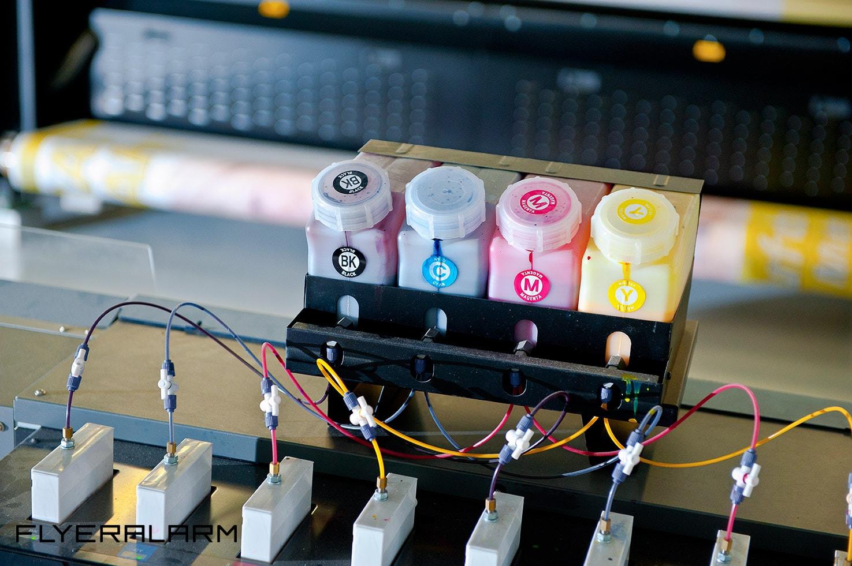 Digitaldruck Farbe