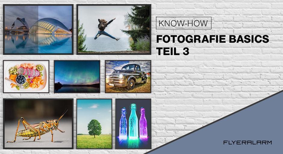 Fotografie Basics – Teil 3: HDR-Funktion und Motivprogramme