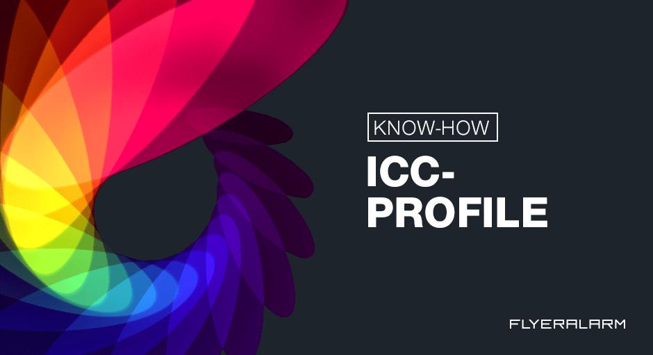ICC-Profile richtig verwenden - Flyeralarm - DE