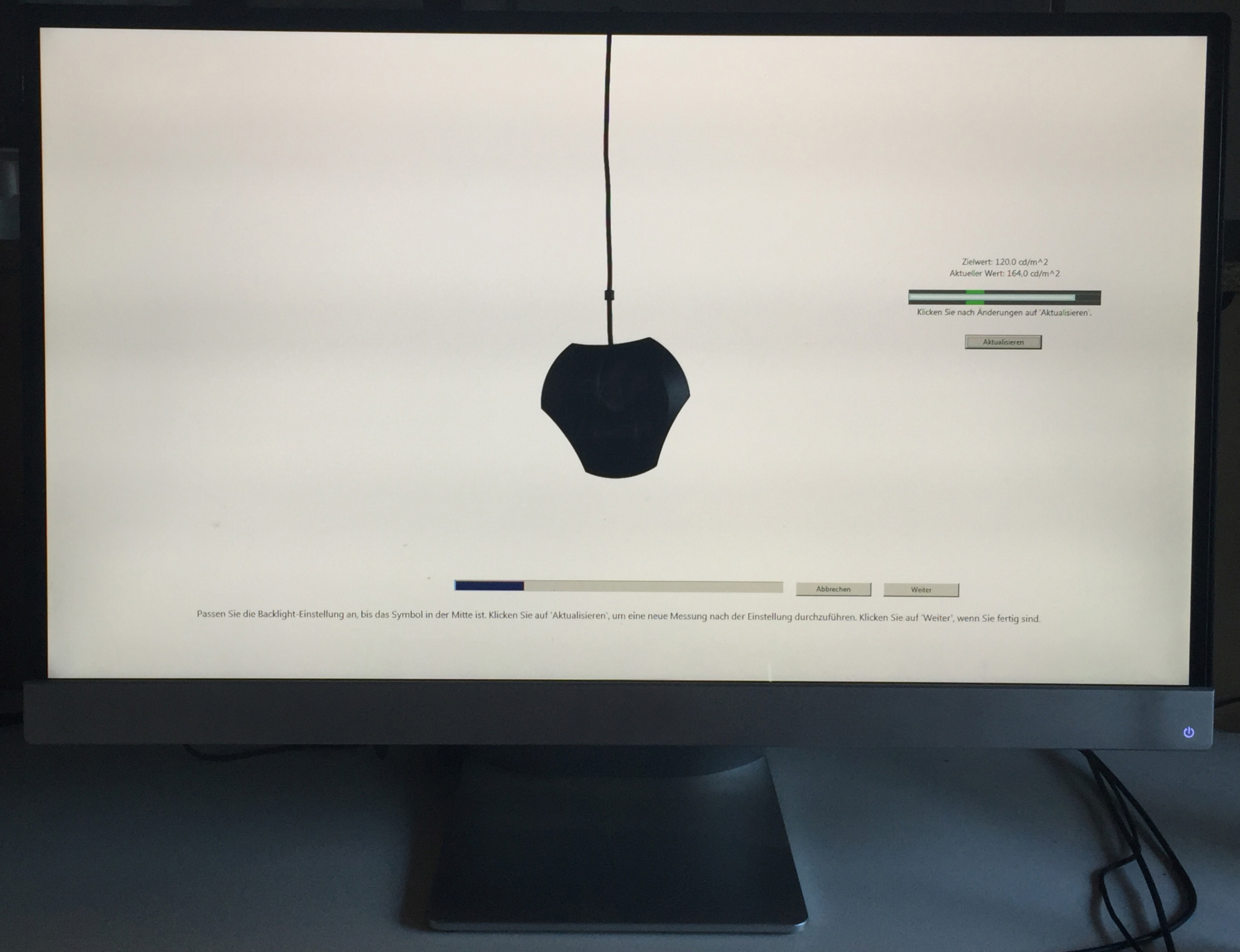 Monitore kalibrieren mit Kolorimeter