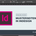 Musterseiten InDesign