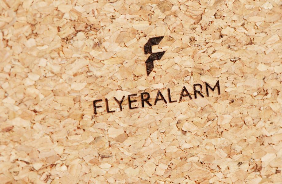 FLYERALARM Kork