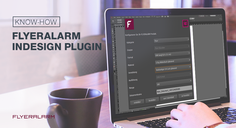 Flyeralarm Productivity Tools Für Indesign Flyeralarm De