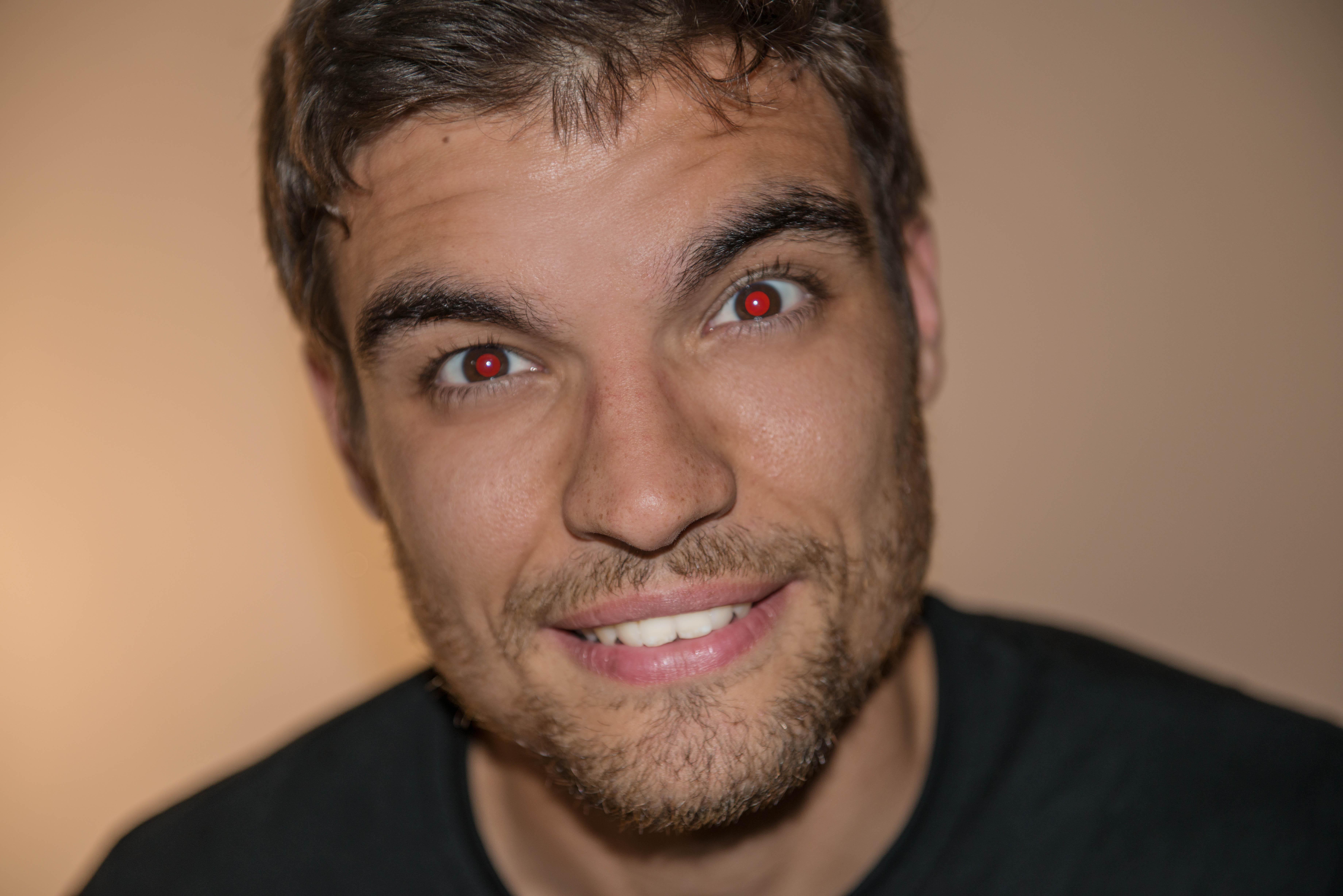 Photoshop Tutorial: Rote Augen