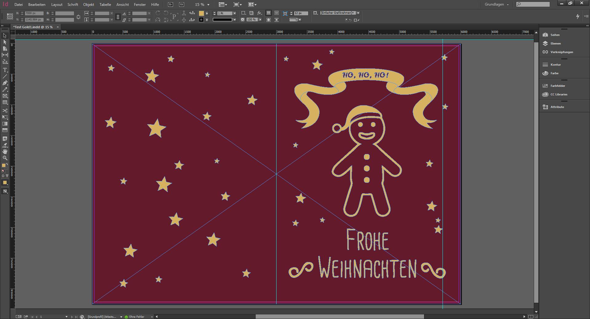 Goldene Zeiten Sonderfarben Zu Weihnachten Flyeralarm De