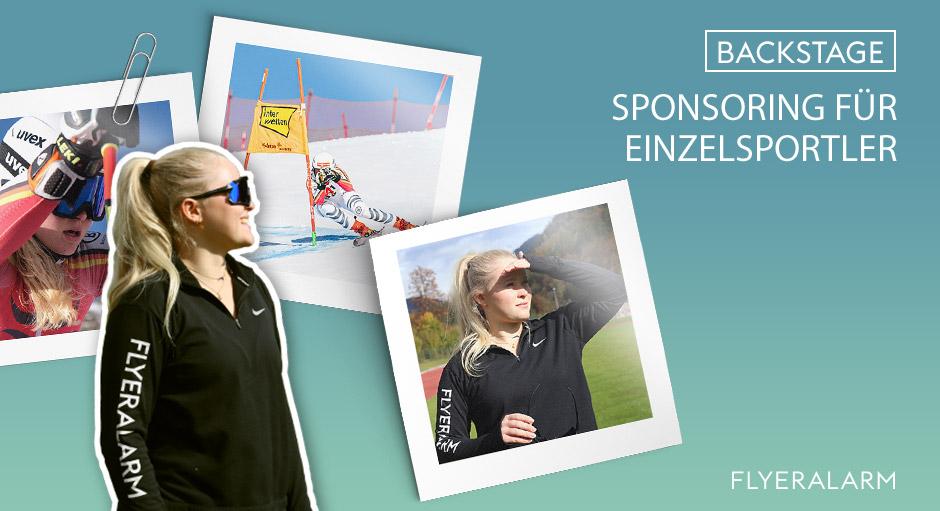 Sponsoring für Einzelsportler