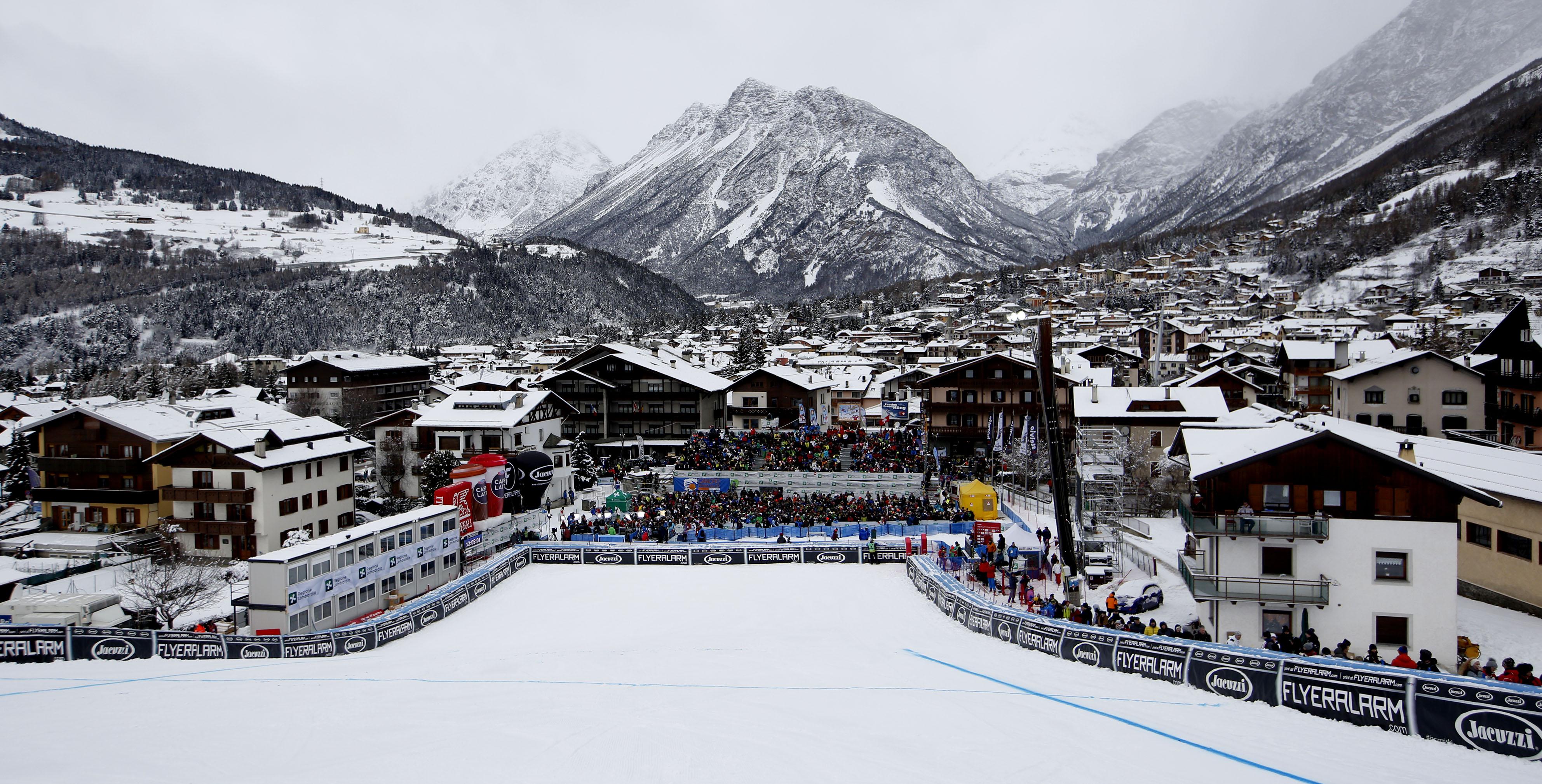 FLYERALARM Sportsponsoring beim Audi FIS Ski World Cup