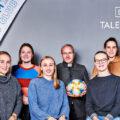 Mitglieder des FLYERALARM Talents Club