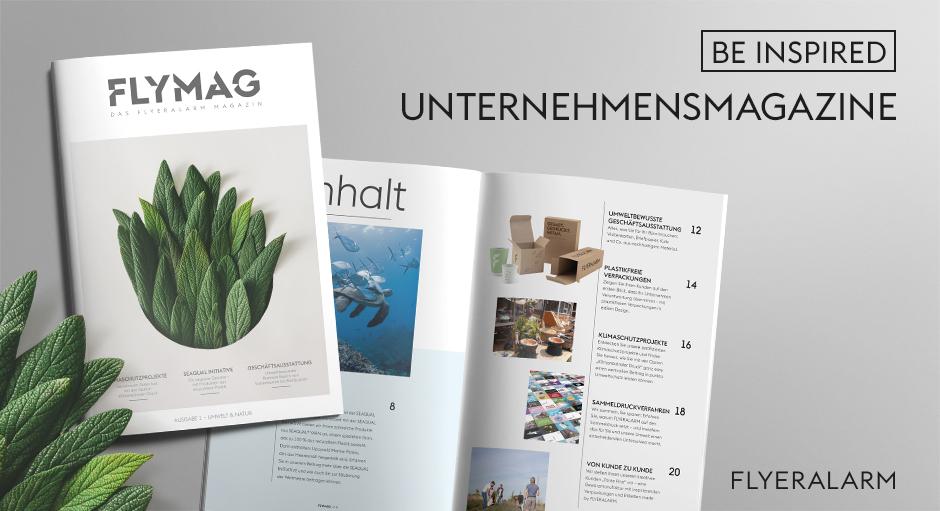 Unternehmensmagazine