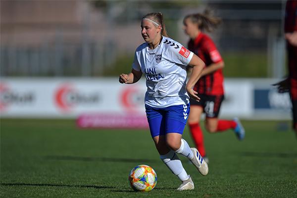 Vanessa Fudalla vom FF USV Jena