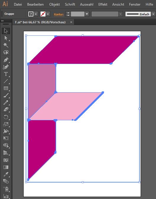 Pixelbilder in Vektorgrafiken umwandeln mit Illustrator