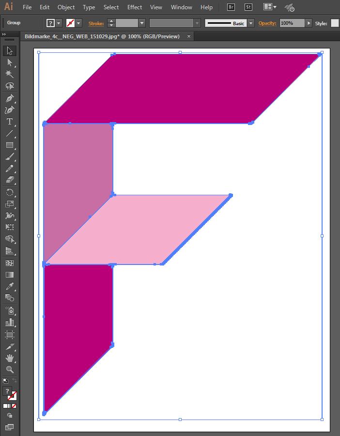 Pixelbilder umwandeln in Vektorgrafiken mit Illustrator