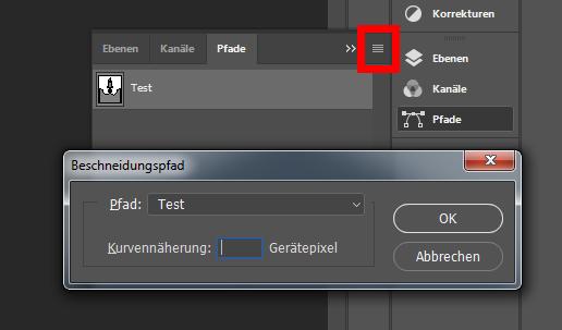 Vektor erstellen Photoshop