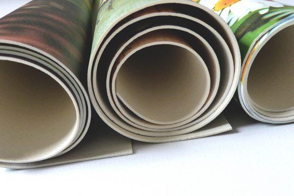 Vinylboden bedrucken lassen