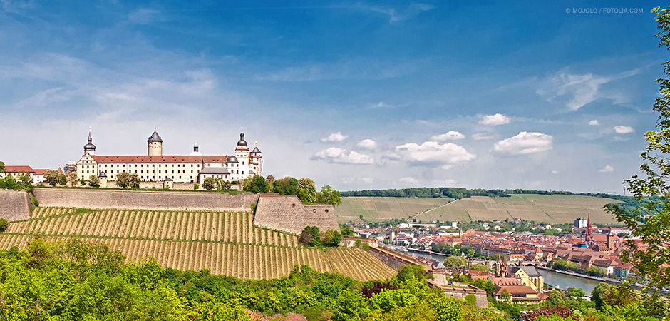 A look at Würzburg: Printing stronghold, wine region and world-class sports