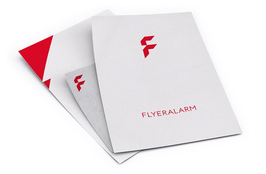 Recyclingpapier von FLYERALARM