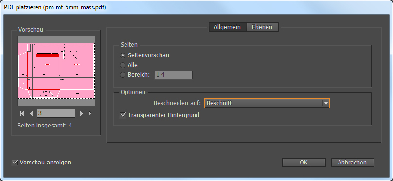 Tutorial Layoutvorlagen Im Pdf Format In Adobe Indesign Cc
