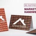 Marketing für Handwerker - Klappvisitenkarten