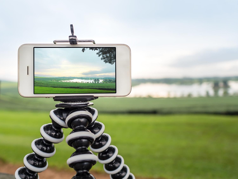 Fotografieren mit Smartphones
