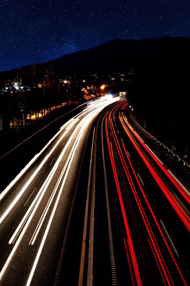 Nachtaufnahmen mit Smartphone