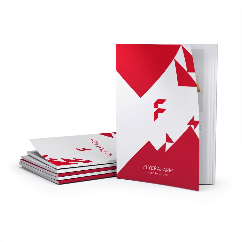 Kataloge mit Foliendeckblatt to GO
