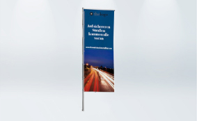 Hoisting flags - design online