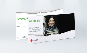 Voucher cards - design online
