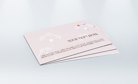 Appointment cards - design online