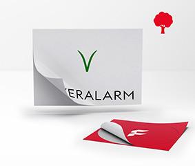 Vegane Aufkleber Sticker Günstig Drucken Bei Flyeralarm