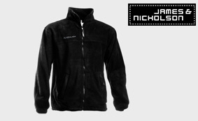 Heren fleece jack