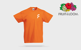 T-Shirt Basic Kinder