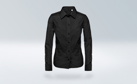 Muster Bluse Classic