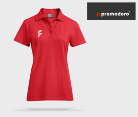 Standard polo shirts for women