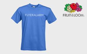 hot sale online 64bca 659ce T-Shirts günstig bedrucken & besticken bei FLYERALARM