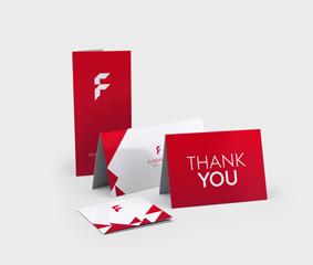 Imprimir Tarjetas De Felicitación Para Empresas En Flyeralarm