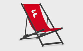Liegestühle  Print deck chairs : : with or without armrest