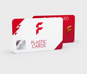 Plastikkarten