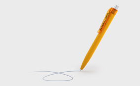 Prodir QS01 soft touch pen