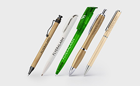 Eco-friendly and natural pens