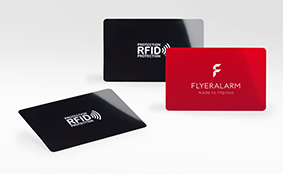 Carte de protection anti-RFID